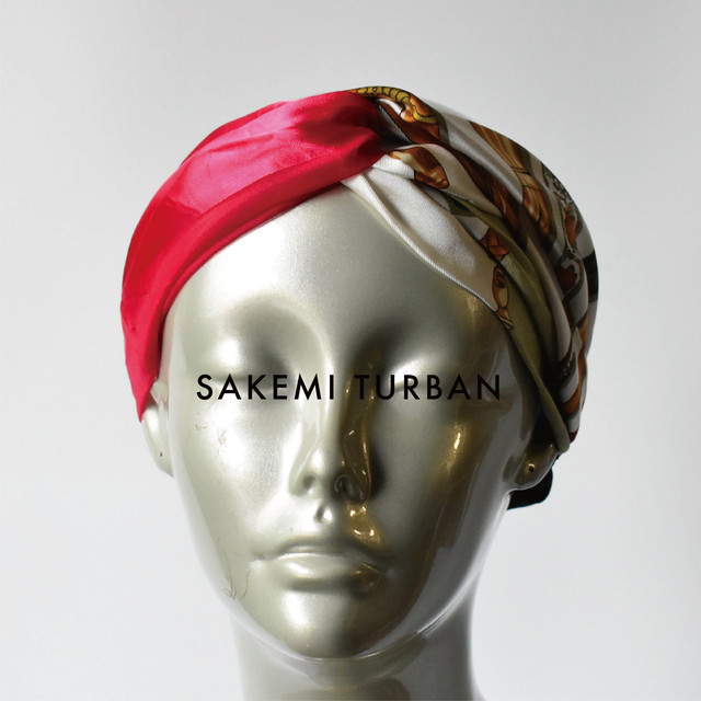 SAKEMI TURBAN / No,10102-1 #7