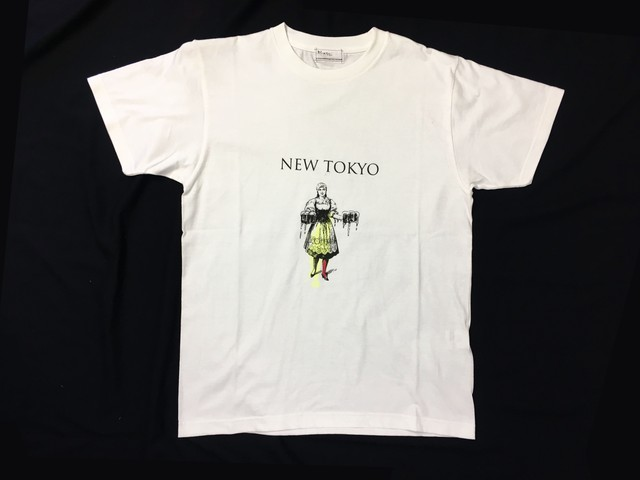 2-211-820 NEW TOKYO [WH] SIZE:L