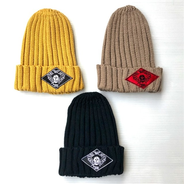 VOLUME ORIGINAL / KNIT CAP (TIGER)