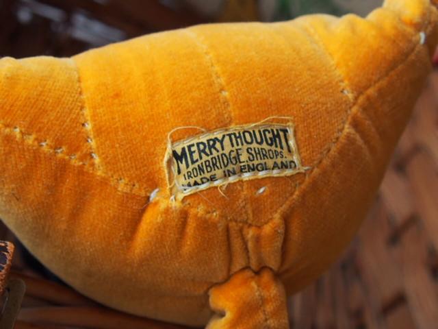 ダックスフント(Merrythought)