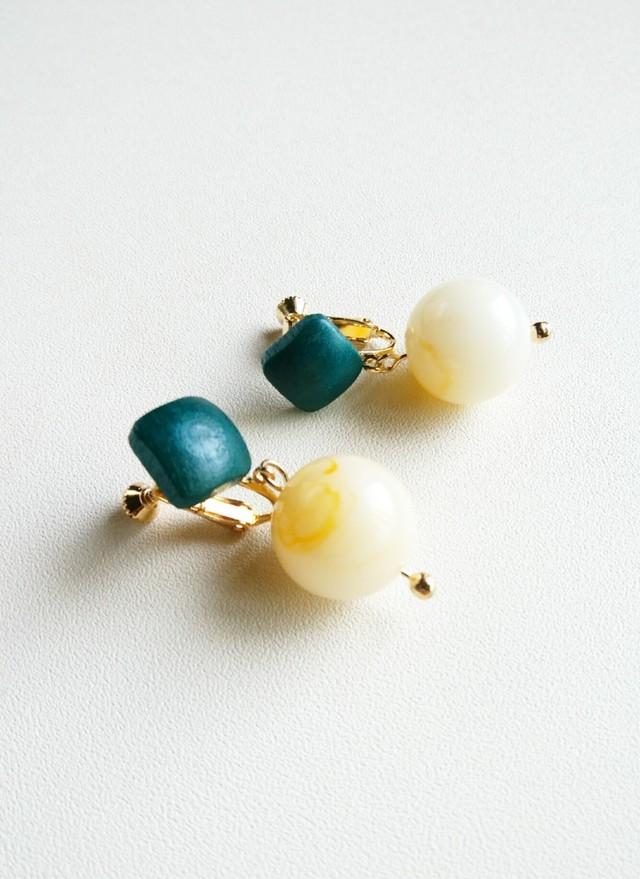 aztec イヤリング/ aztec earring