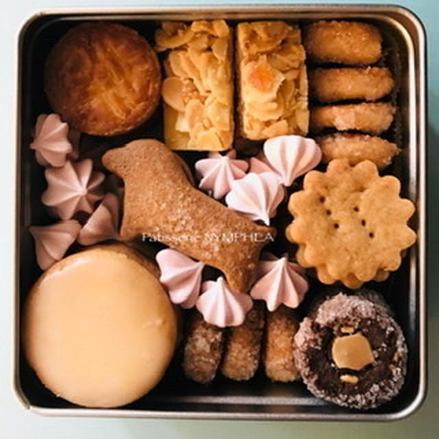 【ご予約】クッキー缶(わんこ)