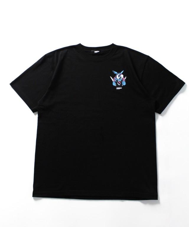 MYne CODEX 別注T-shirt / BLACK - メイン画像