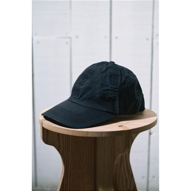 YOKO SAKAMOTO / 3L CAP(BLACK)
