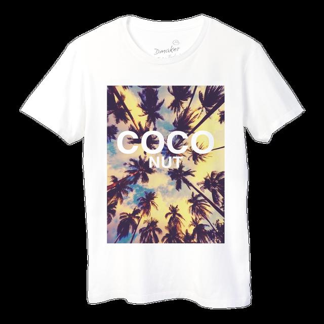 フォトジェニック❤️着心地抜群Tシャツ-coco柄