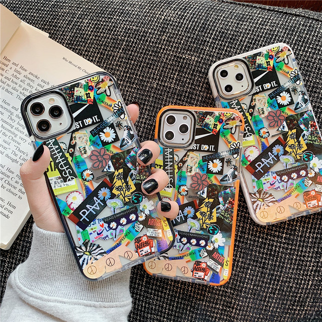 Korean trendy fashion SOFT Phone Case