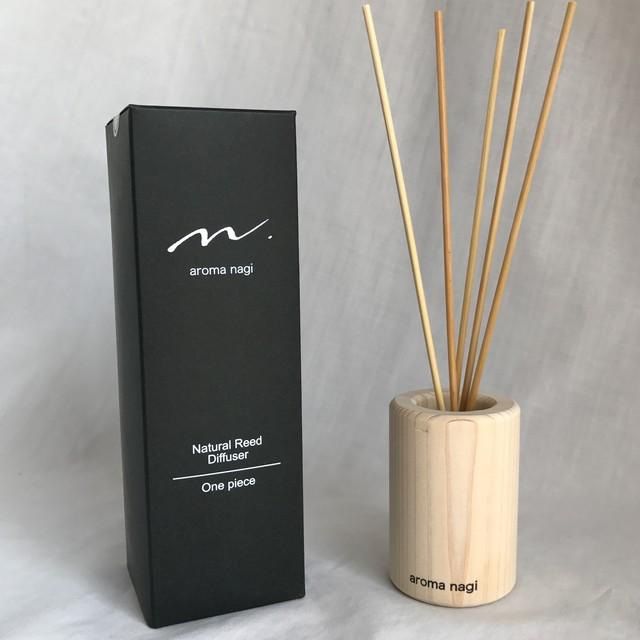 ナチュラルリードディフューザー 単品 aroma nagi