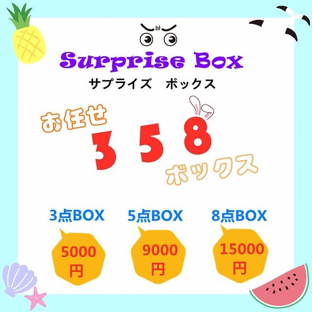 【サプライズ ボックス】特集お任せ3点コース29306410
