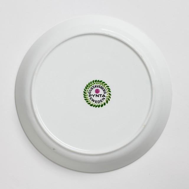 Gustavsberg グスタフスベリ Pynta ピンタ カップ&ソーサー - 10 北欧ヴィンテージ ★わけあり★
