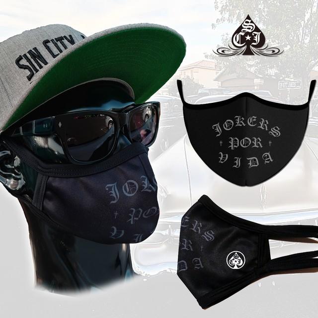 【NEW】SCJ POR VIDA Mask