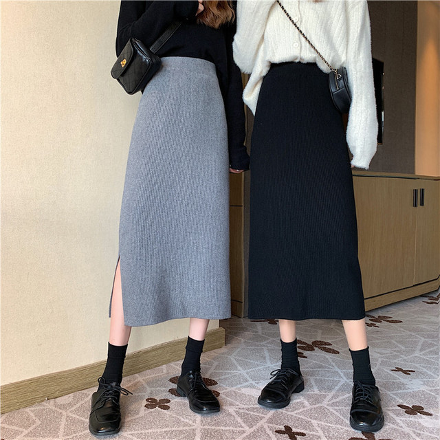 スカート ニットスカート SHQ521501