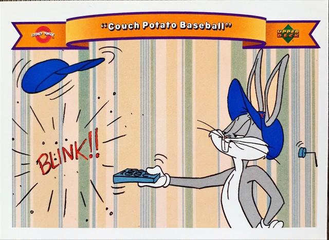 MLBカード 92UPPERDECK Looney Tunes #53