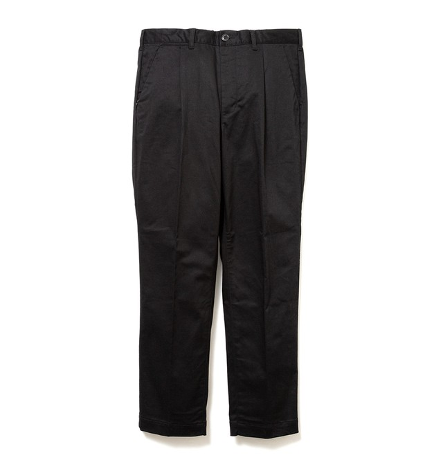 【SON OF THE CHEESE】Driving slacks(BLACK)