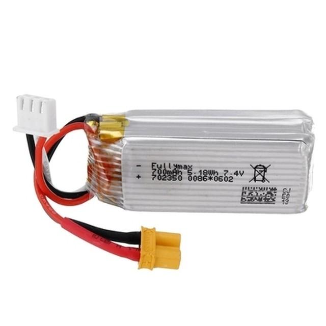 ◆1セルリポバッテリー Molex2.0コネクター(オス)⇔ JST PH-2.0コネクター(オス)への変換ハーネス 1本