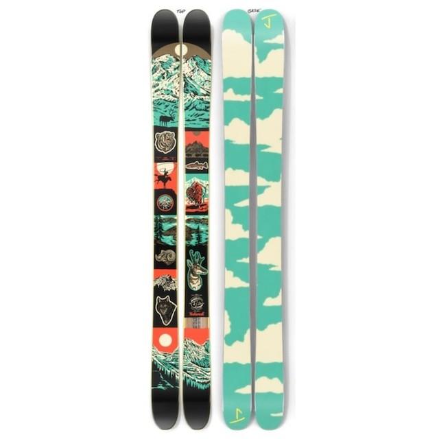 【予約】J skis - バケーション「ナショナル」Sam Larson x Jコラボ限定版スキー【特典付き】