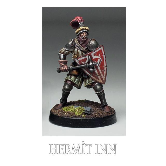 王国の騎士/ウォーハンマー - メイン画像