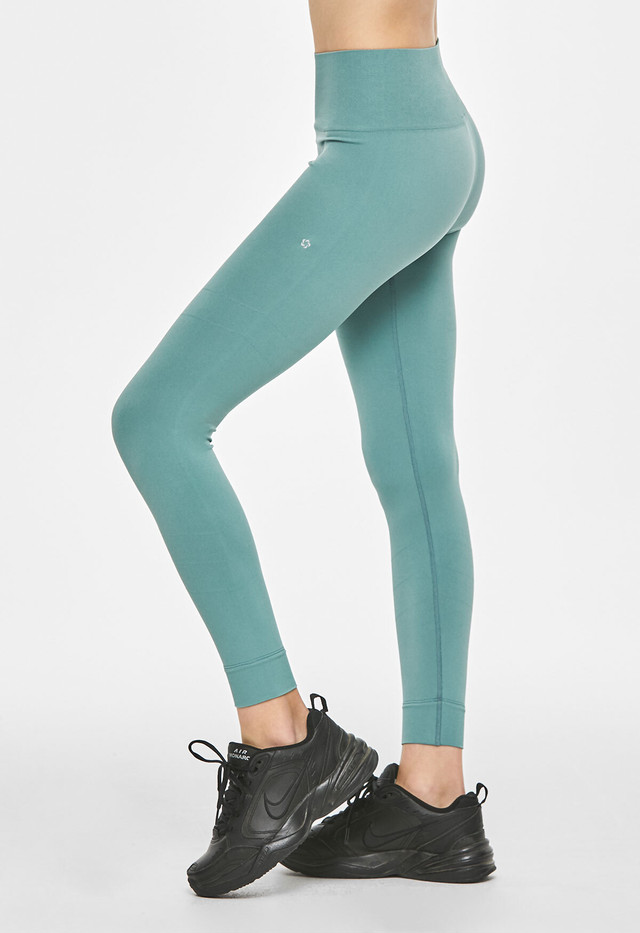 """Easy Going Pants 24.5"""" : Neo Mint"""