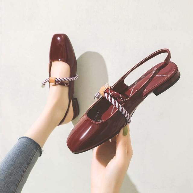 【shoes】スウィート可愛いお姫様キュートメリージェーンパンプス