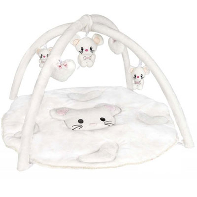 FOR PETS ONLY TopoMio PlayGround White (AI2017-B15-U)