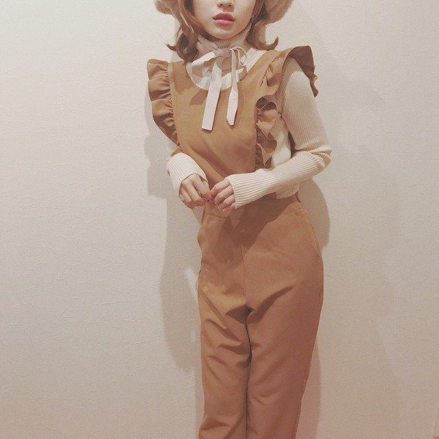 【lottie made】frill all in one (AP36F1001)