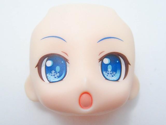 再入荷【380】 雪ミク Magical Snow Ver. 顔パーツ 魔法使用顔 (Bランク) ねんどろいど