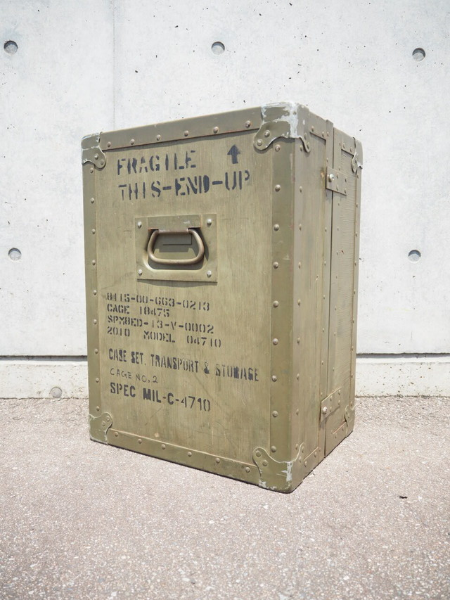 品番0107 工具ケース FRAGILE THIS-END-UP / Tool case