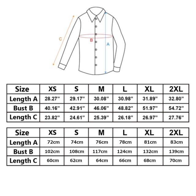 曼珠沙華 メンズサイズ長袖シャツ