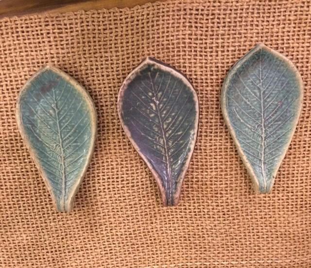 葉っぱのお皿・3枚セット