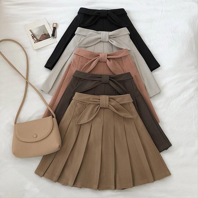【bottoms】どの角度から見ても可愛いスカート