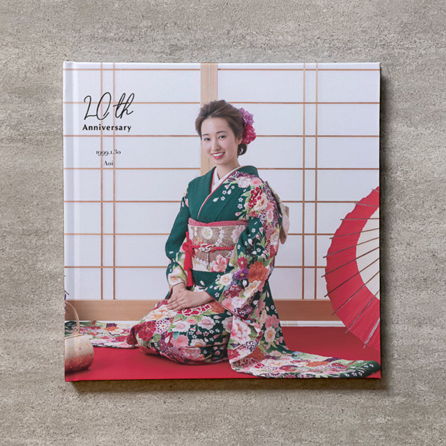 Tree's Board(Light brown)-成人式_250SQ_20ページ/30カット_アートアルバム