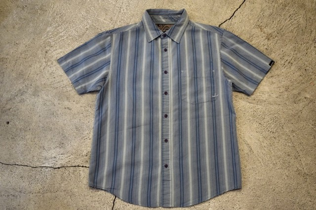 USED prana S/S shirt M S0194