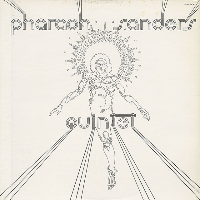 Pharaoh Sanders Quintet / Pharaoh Sanders Quintet (LP)