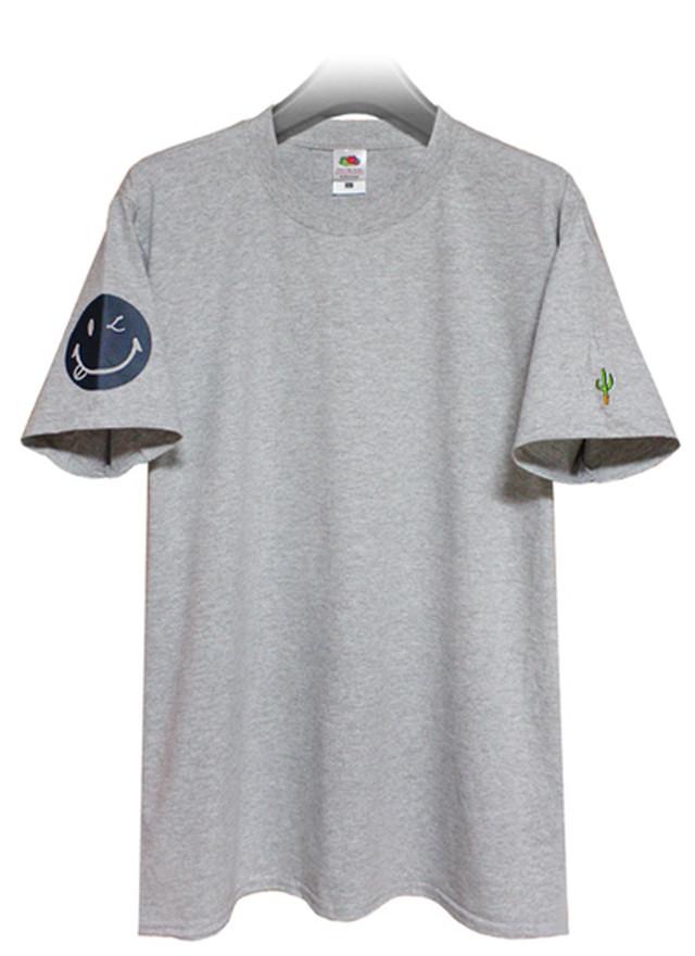 17SS サーフスマイリー forオーナー Tシャツ