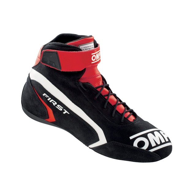 IC/824073 FIRST SHOES MY2021 Black/red