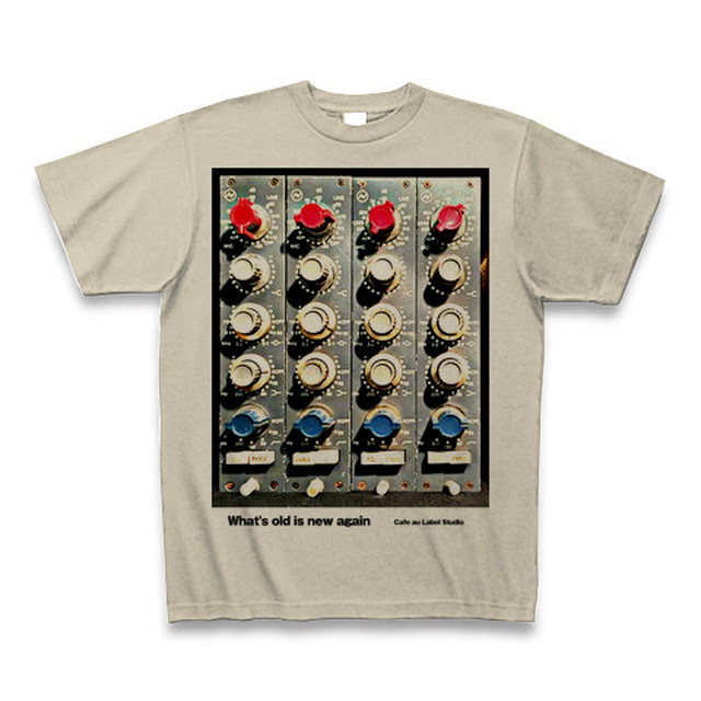 Tシャツ / NEVE1073 × 4Channel / Color [Silver Gray]