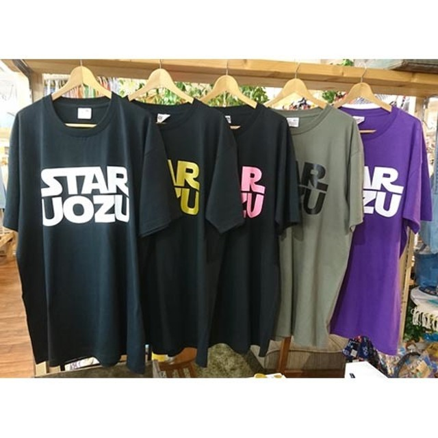 """STAR UOZU""""BIGサイズ""""Tシャツ 5XL(6L)"""