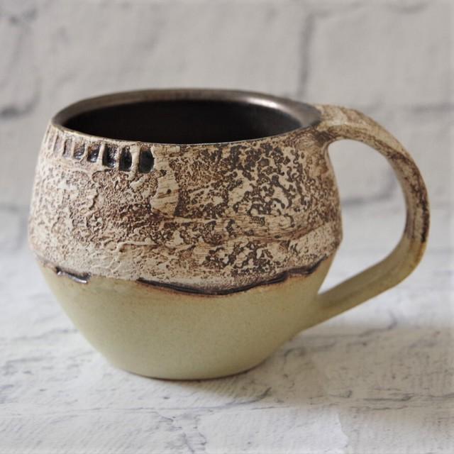 やちむん【空~KOO~】マグカップ