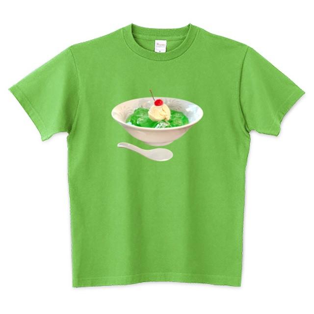 PUCHI PUCHI イクラカー / 5.6オンスTシャツ (Printstar)