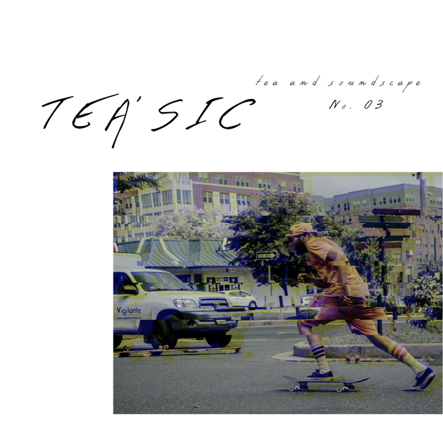 音楽付き日本茶TEA'SIC NO.03