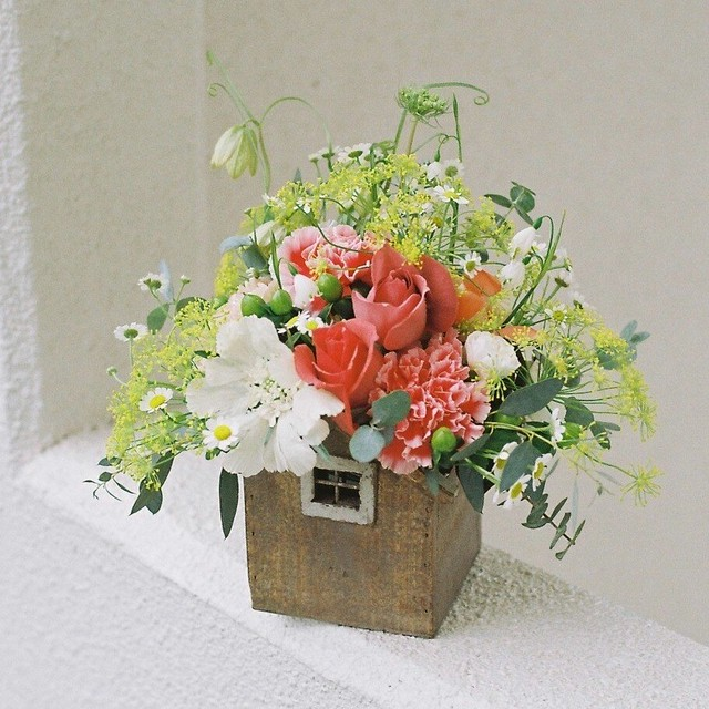Country house arrangement / R