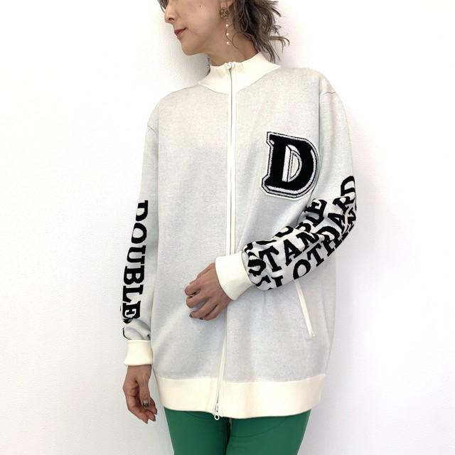 DOUBLE STANDARD CLOTHING (ダブルスタンダードクロージング) SNOWYニットカーデ 0209411203