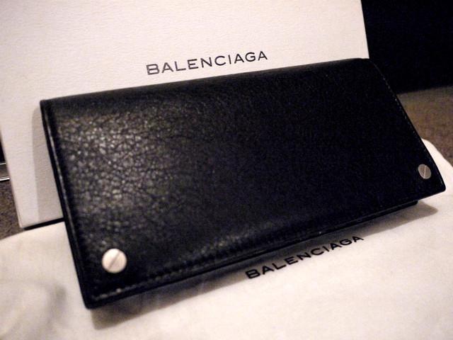 quality design 4069e 75507 新品◆BALENCIAGAバレンシアガ 2013メンズ 長財布 黒◆ | DEARLIVE TOKYO(ディアライブ東京) powered by  BASE