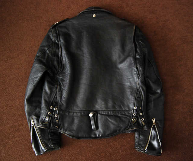 60s 黒タグ Schott Bros ワンスター