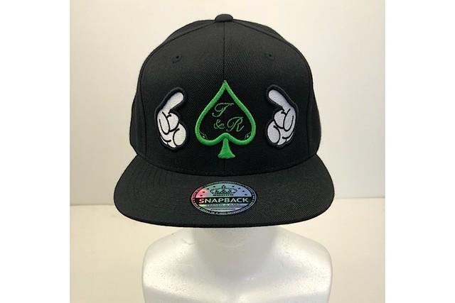 【Trendy&Rare】Ace Greenブラック