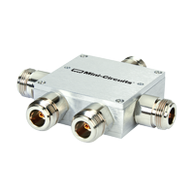 ZA4PD-4-N+, Mini-Circuits(ミニサーキット) |  RF電力分配器・合成器(スプリッタ・コンバイナ), Frequency:2000 to 4200 MHz , 分配数:4 WAY-0°