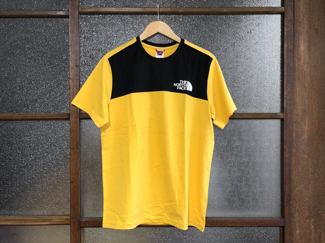 THE NORTH FACE HIMALAYAN TEE (TNF YELLOW/BLACK)