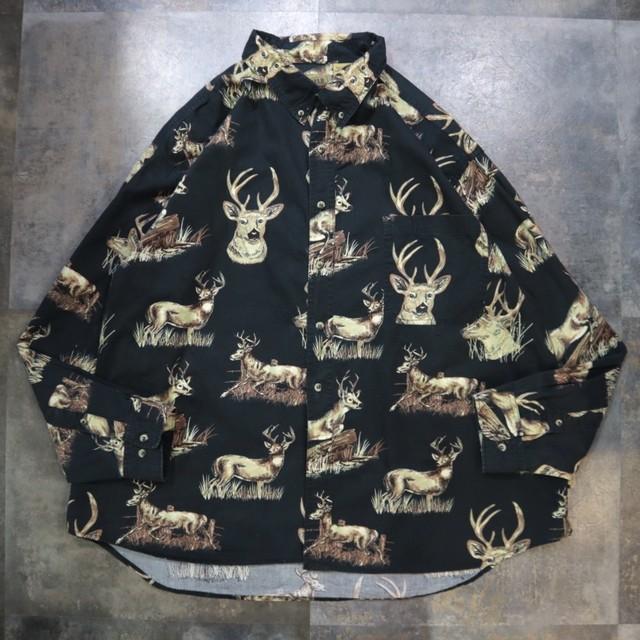 animaru design cotton shirt
