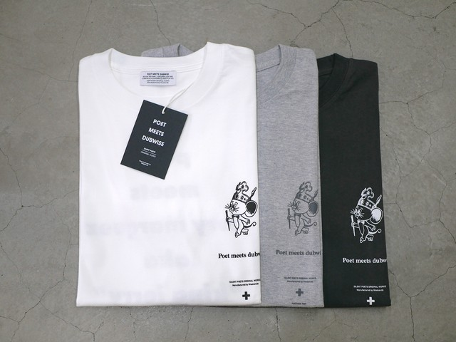 ALEX × st.valley house / BOOTLEG TEE