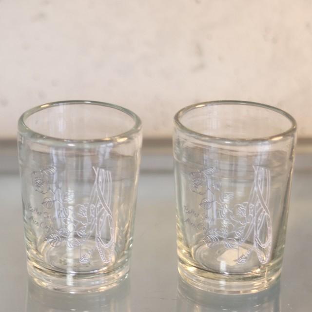 オリジナル琉球ガラス:グラス トゥシューズ3