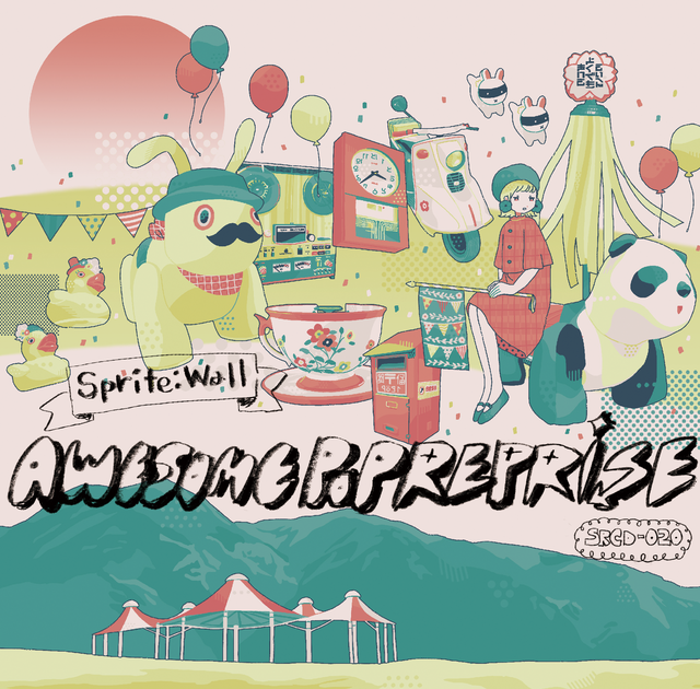 AWESOME POP REPRISE (CD) 【送料無料】